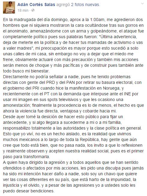 Adan Cortes