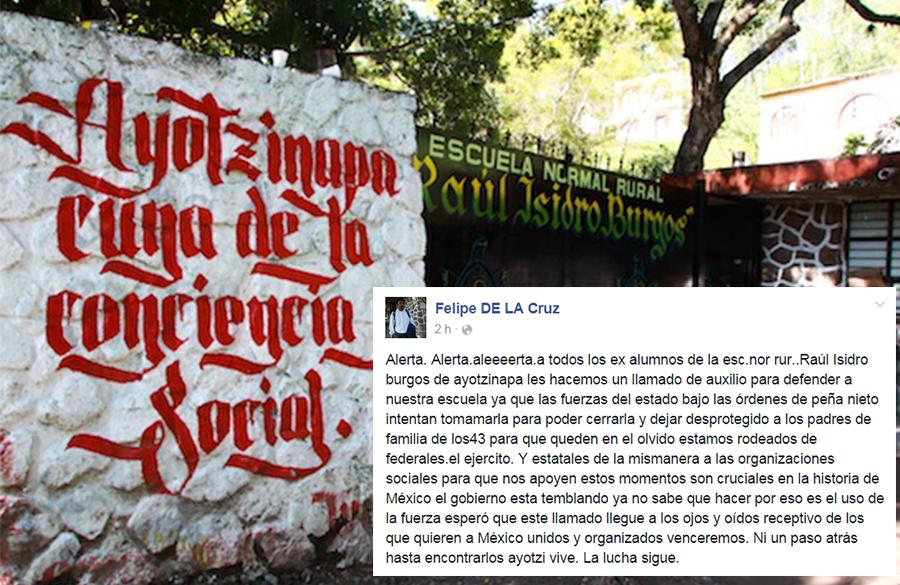Felipe de la Cruz - Alerta