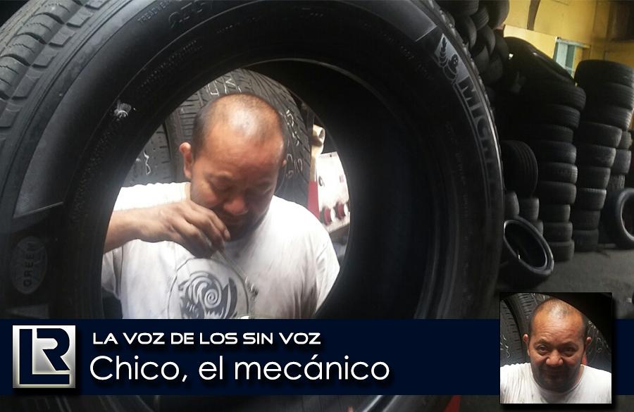Chico, el mecanico