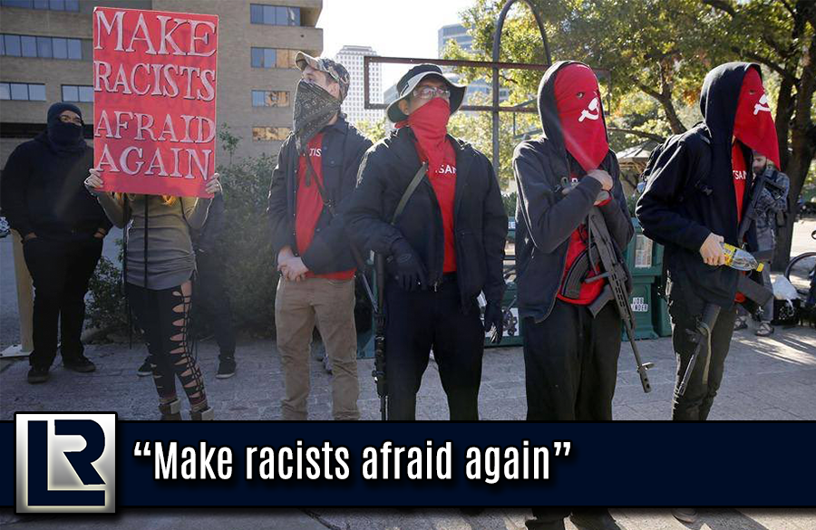 Make racist afraid again