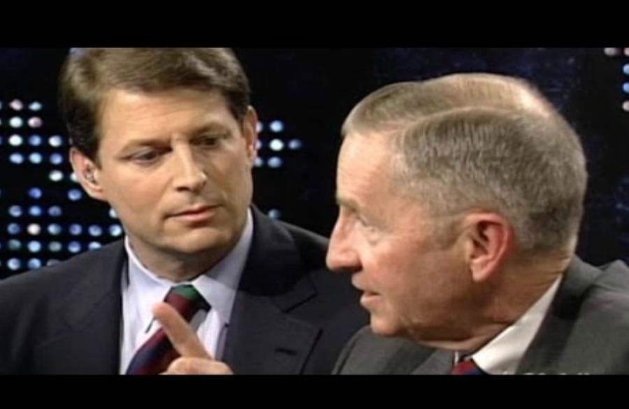 De cuando Al Gore comparó el TLCAN con la compra de Luisiana y Alaska
