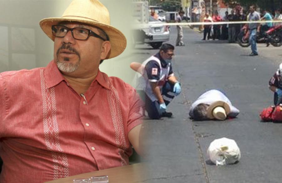 Javier Valdez - asesinato - TN