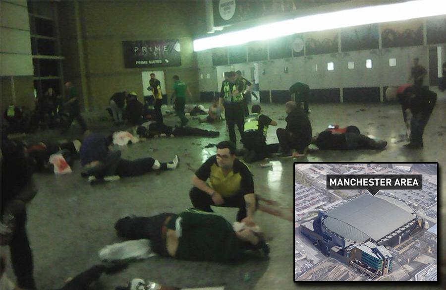 Manchester - Ataque - TN