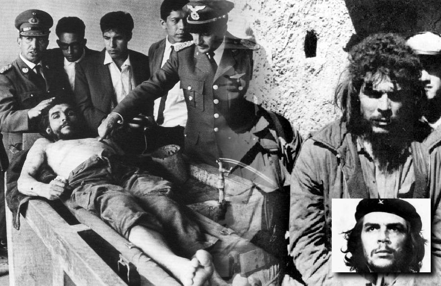 Resultado de imagen para Fotos del encuentro de los restos de Ernesto Che Guevara